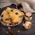 Медовый мусс с кедровыми орешками, 30 грамм