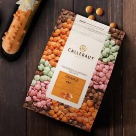 Бельгийский апельсиновый шоколад CALLEBAUT ORANGE (2,5кг)