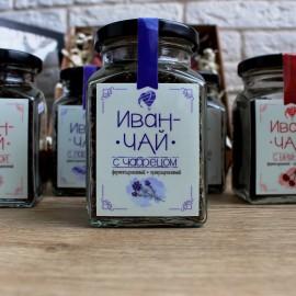 Иван-чай с  чабрецом гранулированный (80 гр.)