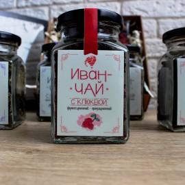 Иван-чай с клюквой гранулированный (80 гр.)