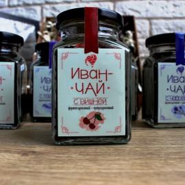 Иван-чай с вишней гранулированный  (80 гр.)