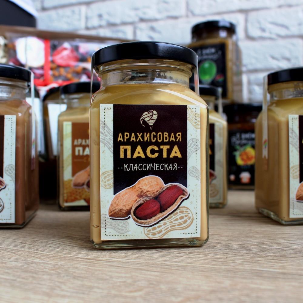 Арахисовая паста классическая (240 гр)