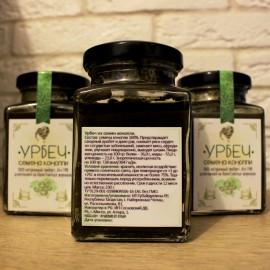 Натуральный урбеч из семян конопли (230 гр)