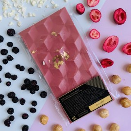 Бельгийский шоколад РУБИ RUBY CHOCOLATE CALLEBAUT