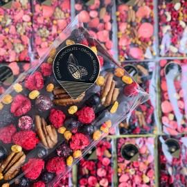 Бельгийский горький шоколад CHOCOLATE CALLEBAUT