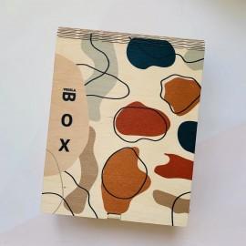 Деревянная коробка-к..