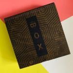 Деревянная коробка-книга BOX 01